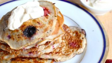 Photo of RECIPIE: Best Ever Pancakes