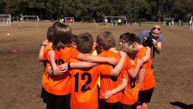 Photo of U9 Kickers of Balmain V Hurlstone Park