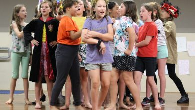 Photo of Drama Camp A Big Hit With Kegworth Kids