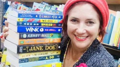 Photo of Humans Of Kegworth: Rachel From Berkelouw Books