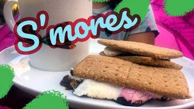 Photo of S'mores recipe: the best camping food in the world