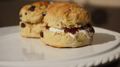 Photo of Delicious Sunday Scones