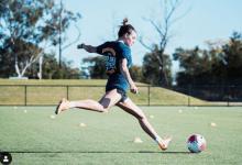 Photo of INTERVIEW: Chloe Logarzo from the Matildas