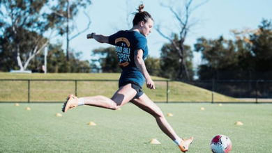 Photo of INTERVIEW: Chloe Logarzo from the Matildas