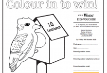 Photo of Colour To Win! Raine & Horne Montanto's Colouring Competition