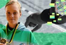 Photo of Owen Makes A Splash!