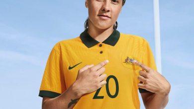 Photo of Sam Kerr, Australian Football Legend