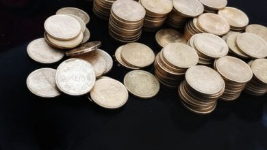 Photo of Coin Collecting